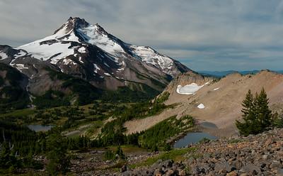 Mt. Jefferson from Park Ridge