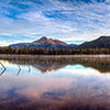 Good Morning From Sparks Lake Oregon