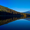 Trillium Lake and Mt Hood