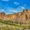 Rock Climbing Mecca. Smith Rock State Park
