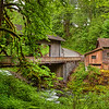 Cedar Creek Grist Mill Washington