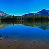 South Sister, Broken Top and a Little Sparks Lake