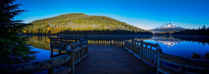 Dockside at the Lake