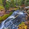 Paulina Creek in Fall
