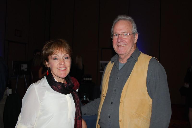 Adriana and Jim Treadway
