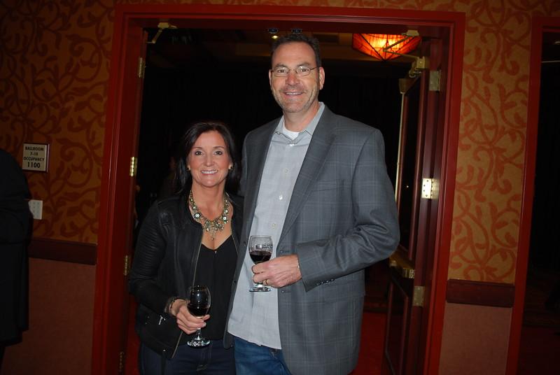 Kim and Jay Ellis