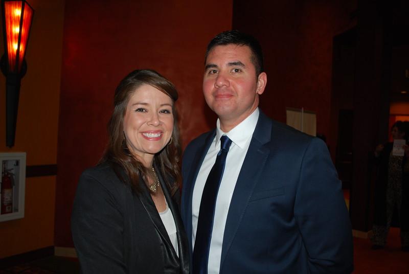 Stuart and Shayla Grayson