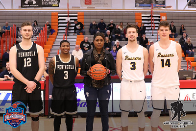 2018 NWAC Basketball Final Four