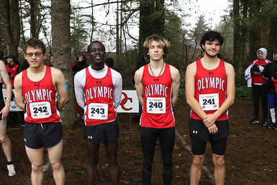 2019 Men's Cross Country Championship