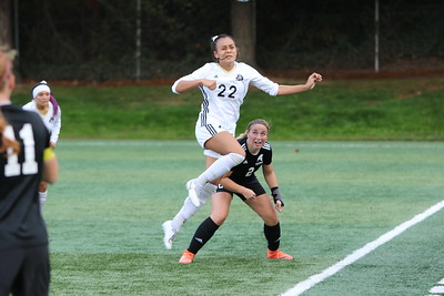 2019 Women's Soccer Final Four - Peninsula vs Tacoma