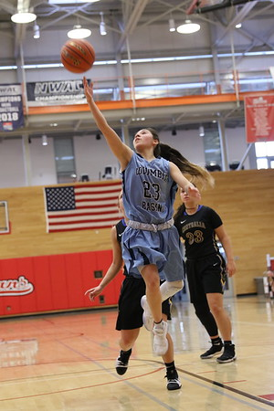 NWAC Women's Basketball Sweet Sixteen