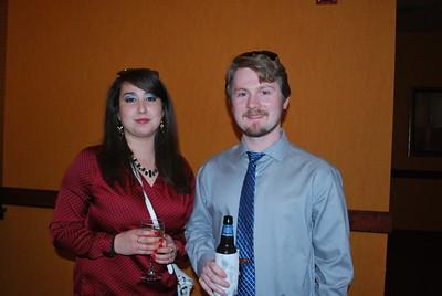 Alexia Gonzalez and Rob Cluck