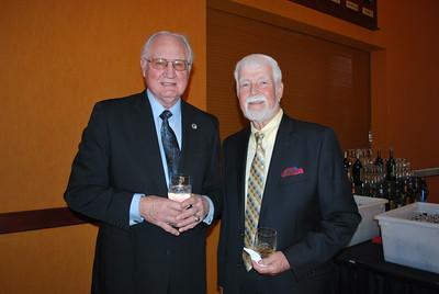 Jimm Larry Hendren and Chuck Jorgenson