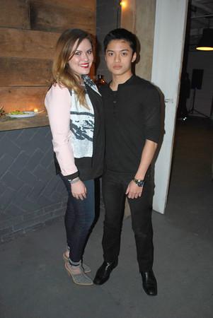 Alexandra Marquez and Felix  Bui_