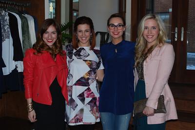 Anna Cottrell, Olivia Tyson, Raney Wilcox, Anna Clark1