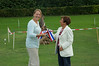 Beste Italiaanse Windhond:  Fiefoerniek's Femme Formidable (S. v.d. Graaf & L. Sahuleka)