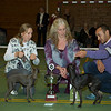 PLI - Beste Jonge Hond:  (Rechts) Fiefoerniek's Franki Feels Groovy (S. v.d. Graaf & L. Sahuleka) & Fiefoerniek's Force Majeure (S. v.d. Graaf & L. Sahuleka)