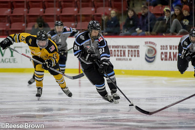 NWHL Pride vs Beauts 1/3/15