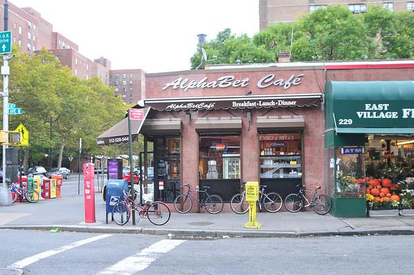 alphabet cafe