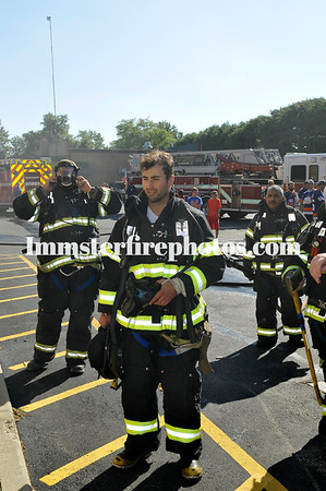 NY ISLANDERS AT THE WESTBURY FIRE DEPARTMENT