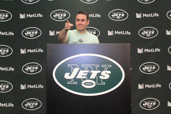 NY Jets 2018 Photo Booth