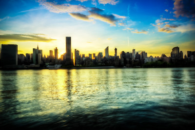 Dreaming of Manhattan