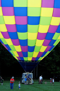 Balloon launch at Letchworth Park 2 -M