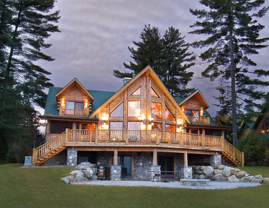 Private Residence - Schroon Lake 1