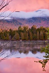 Elk Lake Scenic from Cabin-2 - M