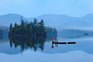 Elk Lake at Dawn 1
