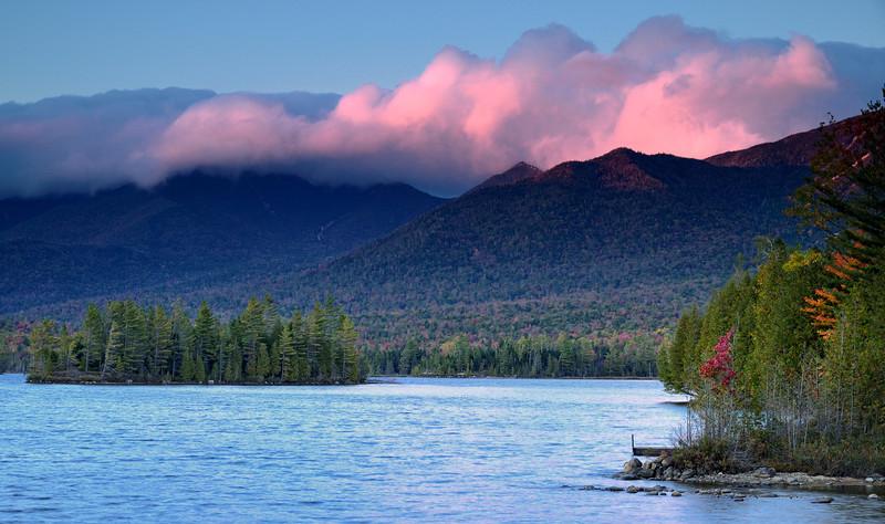 Elk Lake Sunset 6