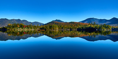 Elk Lake Reflections - M