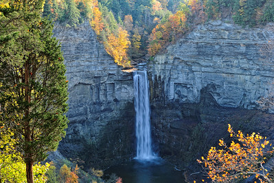Taughannock Falls, near Ithaca
