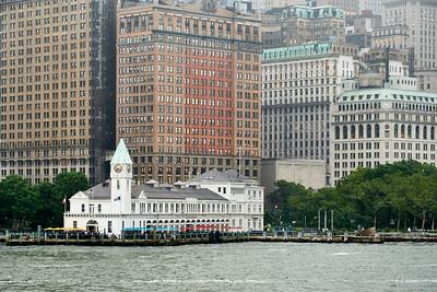 Pier A Harbor House, Battery Park