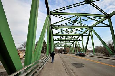 Pittsford Village Bridge