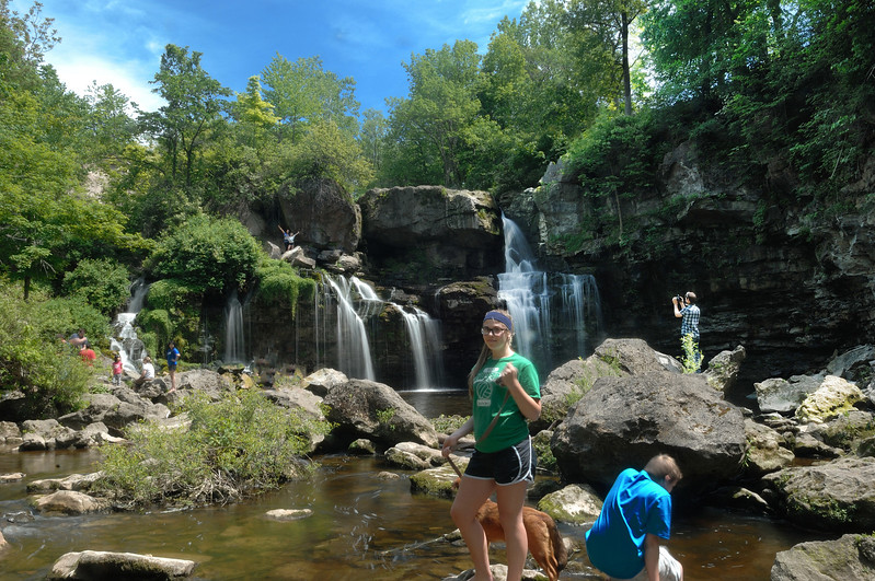 Good Morning, hope you had a great weekend<br /> This is my daughter Annalyse ,We are at Akron falls state park , NY