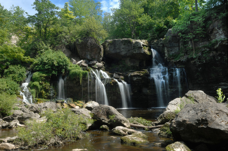 Akron falls state park<br /> Photo # 157