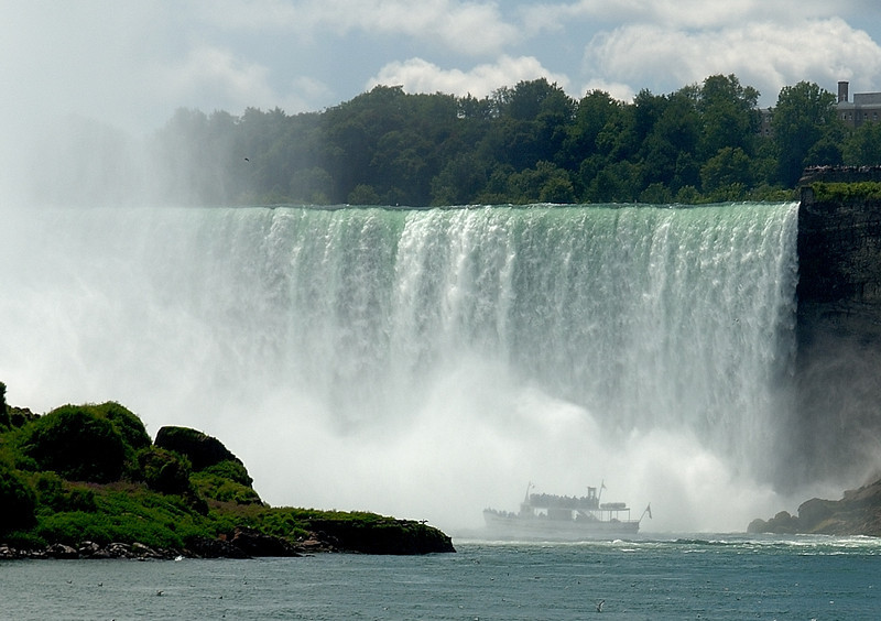 Maid of the Mist<br /> Niagara Falls , NY