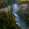 Letchworth State Park ( Inspration Point )