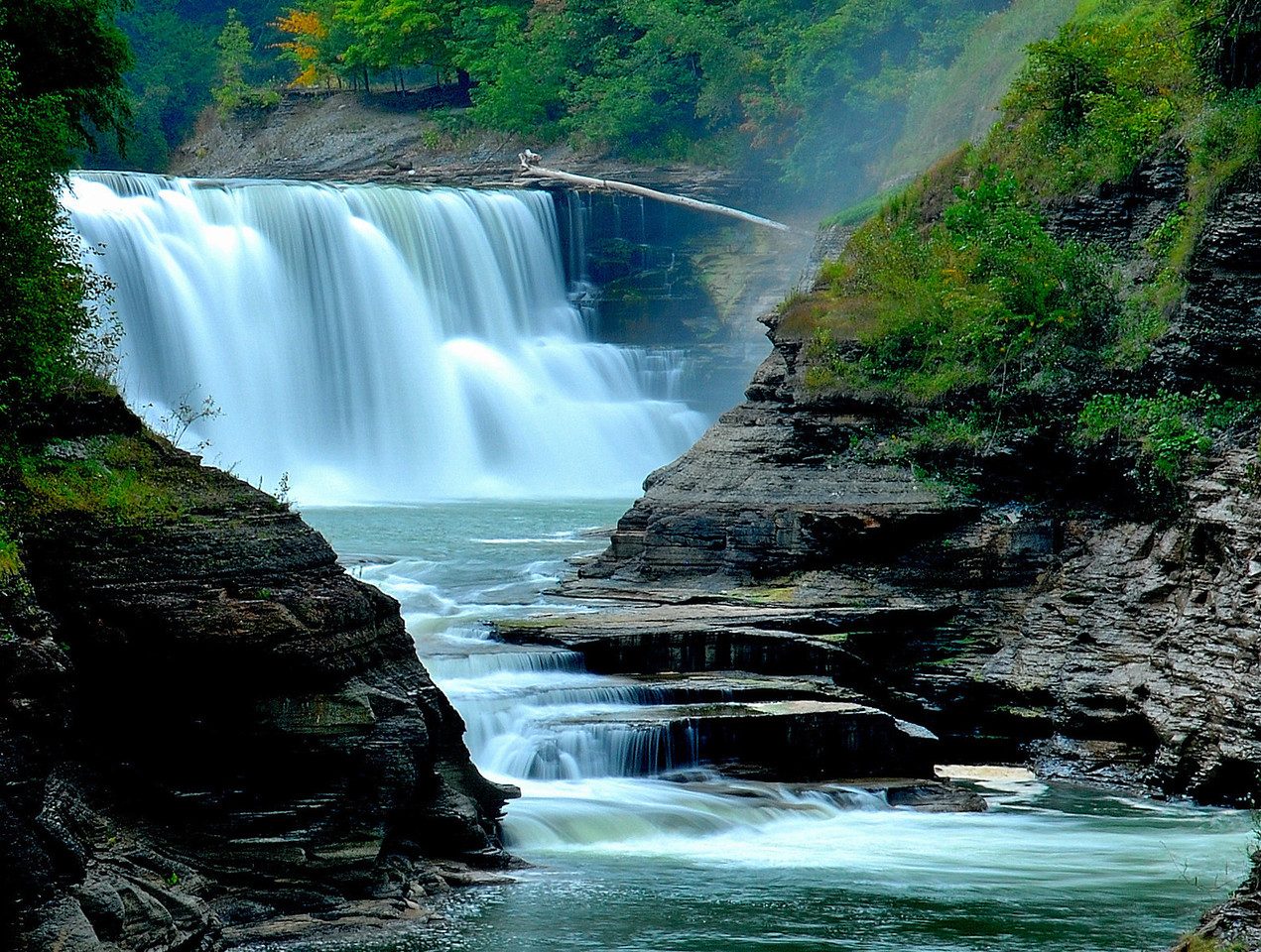 Letchworth State Park,NY
