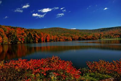 Allegany State Park,NY  Quaker Lake