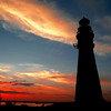 The Buffalo Lighthouse,It is a beautiful spot for a sunset photo<br /> Photo # 16
