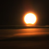 Partial Solar Eclipse - Nov 3, 2013 by Alex Dolnycky.<br /> Canon T3 at 250mm (cropped). Taken in Montreal from Mount Royal.