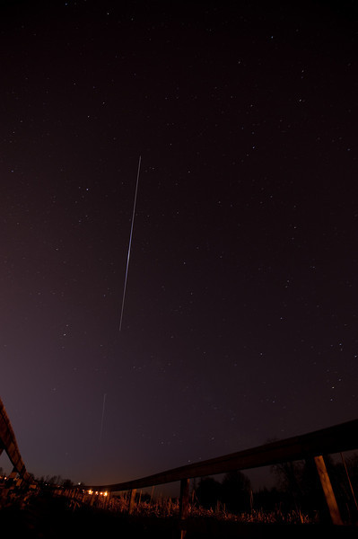ISS Flare