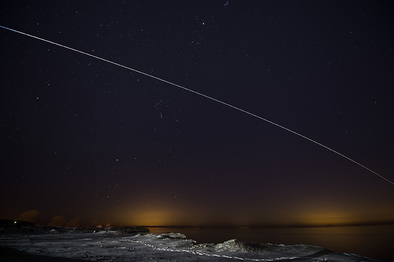 ISS Hadfield