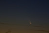 Panstarrs March 14...beach at Grafton..Lynn Hilborn Canon 60D with 200mm f 2.8 and Canon 1.4x Teleconverter @ f 4.0