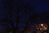 Discovery & ISS fading away.<br /> Toronto, ON Canada, March 7, 2011<br /> John Merchant