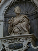 Close up of Galileo Tomb...note the planet and moons under the statue.<br /> Lynn Hilborn