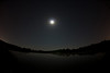 Moon and Jupiter over Lynde Shores