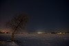 Lake Scugog, at Port Perry looking North towards Lindsay.<br /> January 20, 2010<br /> Malcolm Park